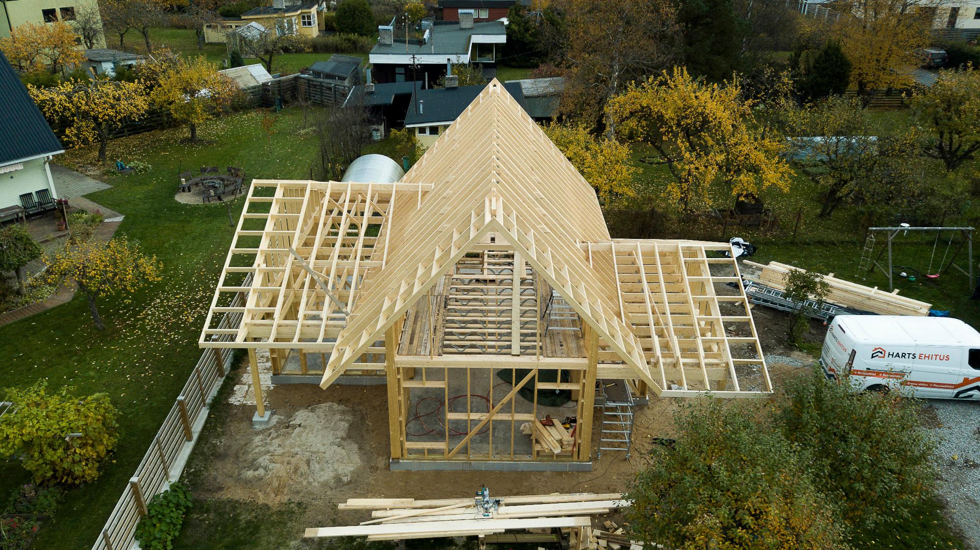 Kodu mis on ehitatud hästi